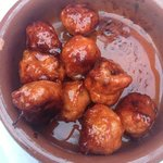  cider meatballs