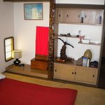 Our Japanese-style room, no. 315.