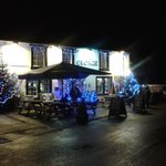  The George at Christmas