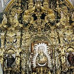  Retablo de la iglesia