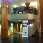 lobby and Internet & office facilities