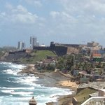  Overlooking San Juan from the Fort