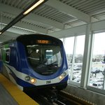  Skytrain - Canada Line to YVR