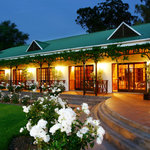  The gardens are one of the main attractions of Hlangana Lodge