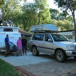 Sites to suit all Caravans