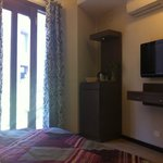  Rooms with 32 inches LCD ,mini fridge,attach bathroom.