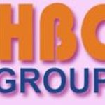  logo of HBC group of hotels.