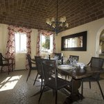 Dining Room at MAIN HOUSE (a 4 bedroom house)
