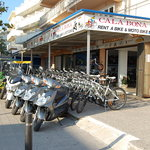 Rent a Bike & Tours Cala Bona