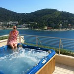  Jaccuzzi with a view