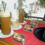 Indonesian Traditional Beverage (JAMU) in the Breakfast Buffet