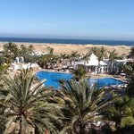  View from room 3075, Riu Palace Maspalomas