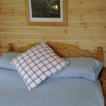 Croyde Lodge (previously Seagull) - Master bedroom