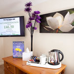 B&B Truro, High Standard Room Facilities