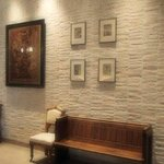  Atmospheric corner in lobby
