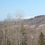 Early Spring view of Mt. Katahdin from unit 11.