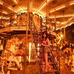 Merry go around
