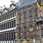  Ghent town hall.