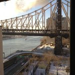  Bently Hotel view of Queens borrow bridge