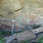  Stuart and the San Bushman Art