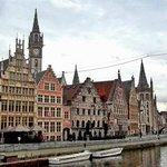  Beautiful architechture of Ghent.