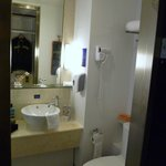 room 1807: bathroom