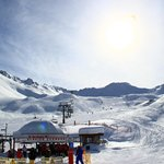 One of the pistes
