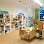 made-here shop in Metquarter Liverpool - showing some of their products