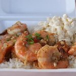  Garlic Shrimp Plate