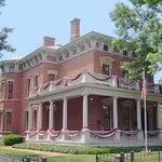  Benjamin Harrison Presidential Site