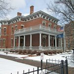 March 2013 Benjamin Harrison Presidential Site
