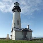 Just up the road the Historical Yaquina Head Lighthouse