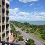 Darwin Harbour view from 8th floor
