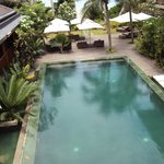 Photo de Dhevatara Beach Hotel