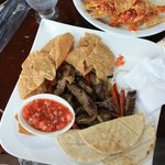 Beef/Chicken Fajitas
