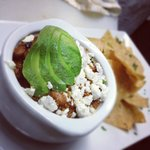 oaxaca turkey chili mole'