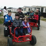 Pedal Carts available to hire