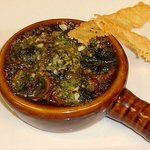 Snail with Garlic butter