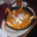 Bouillabaisse at the Sea Hag