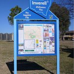 The Inverell Visitor Information Centre