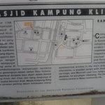  Kampung Kling Mosque - Heritage information