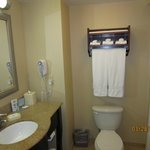 Hampton Inn & Suites Lake Wales Foto