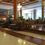  The Lobby. Traditional Thai in its lay out.