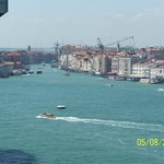  Vista de Venecia desde un crucero