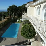 Photo de Bed & Breakfast Baro de MontCabrer