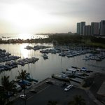  Sunset view from our window