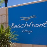 Beachfront Village Entrance