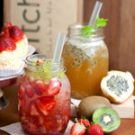 Fresh fruit elixirs