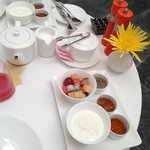 breakfast at Al Najada