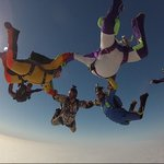  Formation Skydive